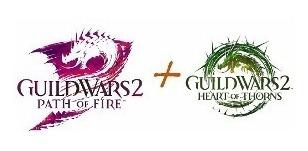 Guild Wars 2 Heart Of Thorns + Path Of Fire Key Original Gw2