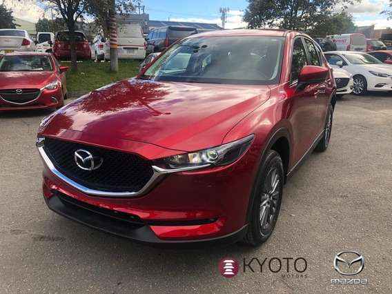 Mazda Cx5 Touring 2.5 4x2 2020 Rojo Diamante