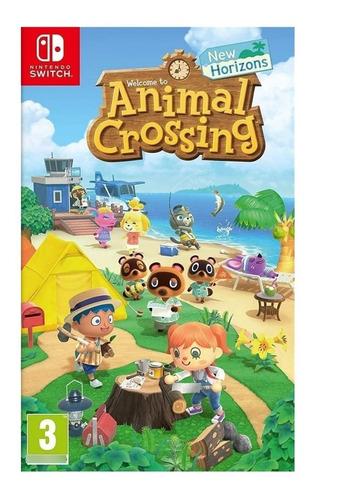 Imagen 1 de 10 de Animal Crossing Físico Nuevo Nintendo Switch- Playking