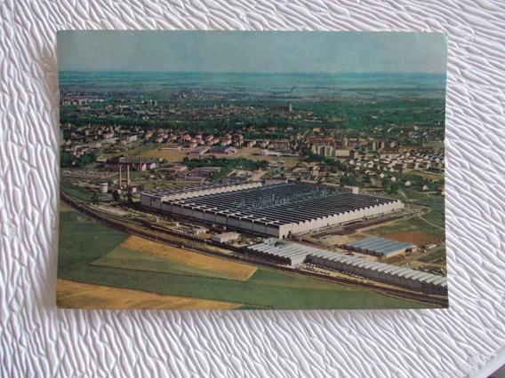 3148- Postal Fabrica Auto Union Dkw Ingolstadt/ Donau 1964