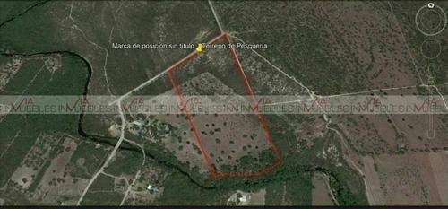 Imagen 1 de 5 de Terreno Industrial En Venta En Pesquería, Pesquería, Nuevo L