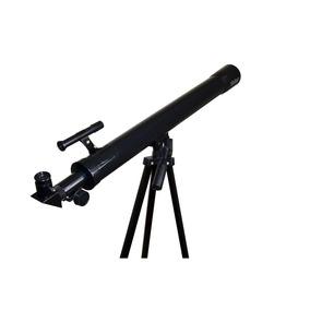 Telescópio De Refração 210x/420x Com Estojo Para Transporte