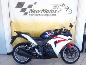 Cbr 250 R 2012 Novíssima
