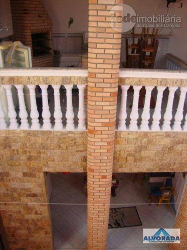 Imagem 1 de 1 de Sobrado Residencial À Venda, Jardim Das Indústrias, São José Dos Campos - So1010. - So1010
