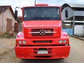 Mb 1620 Truck Carroceria - 2009 - Entrada 15.900 + Dívida.