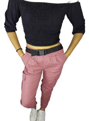 Pantalon Tipo Cargo Para Dama Mercado Libre