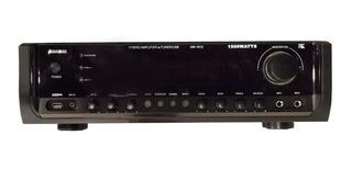 Amplificador Potencia 120 W Amwood Aw-1612