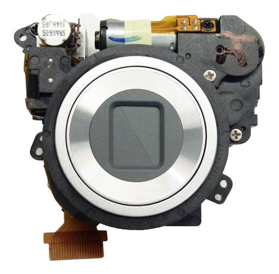 2x Bloco Ótico Câmera Sony Dsc-s3000 Produto Original