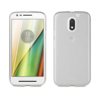Funda Tpu Original Muvit Motorola Moto G5 C G5s Plus +vidrio