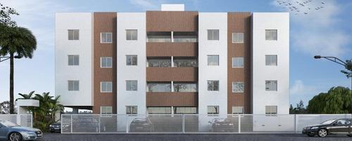 Ultimos Apartamentos, Novo, 02 Quartos, Suite, 54,55m² E Ótima Localização Em José Américo, João Pessoa - Paraíba - Ap2651