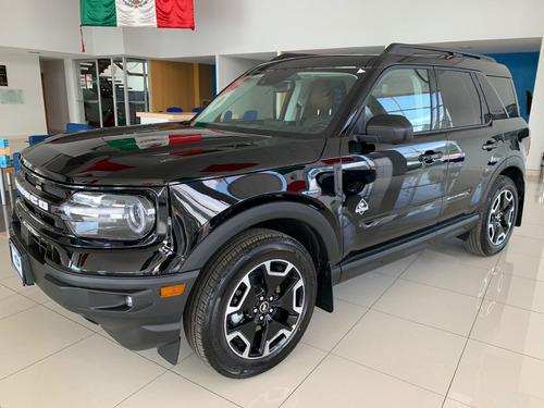 Imagen 1 de 12 de Ford Bronco Sport Outer Banks Negra 2021