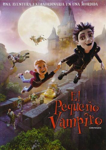 Imagen 1 de 3 de El Pequeño Vampiro Little Vampire Pelicula Dvd