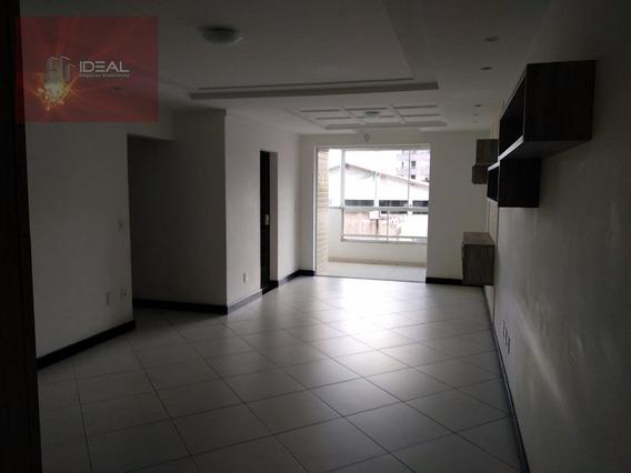 Apartamento Linear Em Centro - Campos Dos Goytacazes - 8659