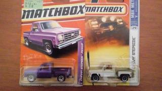 Hotwheels Matchobox Modelos Camionetas Clasicas 1, Nuevos!