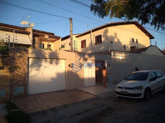 Casa Com 2 Dormitórios À Venda, 100 M² Por R$ 260.000,00 - Maraponga - Fortaleza/ce - Ca0869