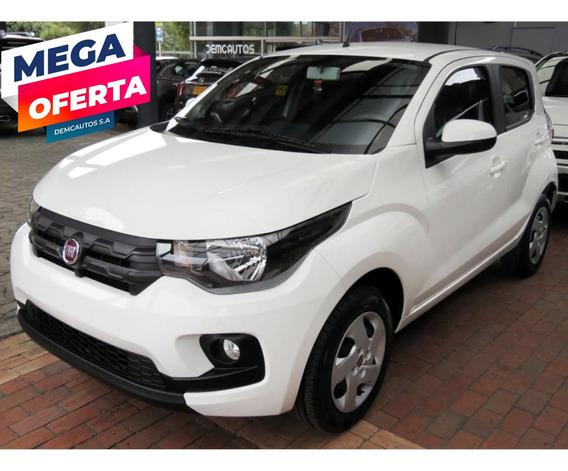 Fiat Mobi Easy Pop Blanco Banchisa
