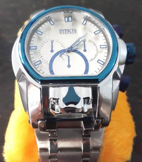 Relógio Invicta Reserve Magnum Bolt C/ Caixa