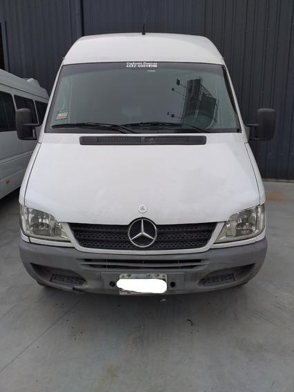 Mercedes-benz Sprinter 413 Minibus 19+1