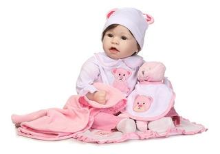 Muñeca Bebé Reborn Realiata De Silicona M04 Por Encomienda