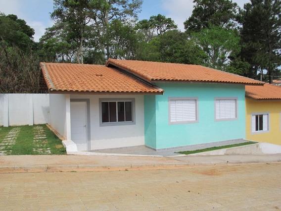 Casa 3 Dorm À Venda, 83 M² Por R$ 240.000 - Bahamas - Vargem Grande Paulista/sp - Ca4074