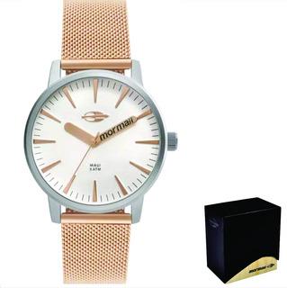 Relógio Mormaii Feminino Original C/garantia Nf Mo2036hy/4k