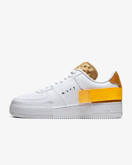 Nike Air Force 1 Type N. 354 Casuales Hombre Sobrepedido Ama