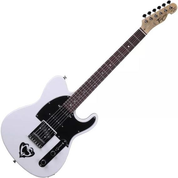 Guitarra Tagima Telecaster Cacau Santos Cs2 Com Case Tweed