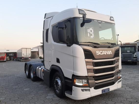Scania R450 6x2 / 2019