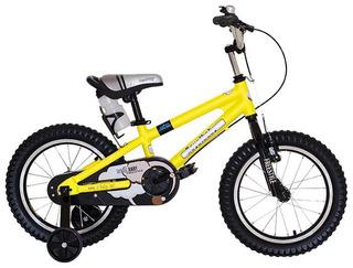 Bicicleta Infantil Royal Baby Freestyle Alloy 16 Niña Niño