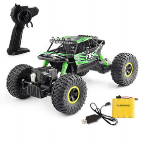 Controle Remoto Escalada Carro 4x4 Duplo Motors Brinquedo