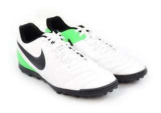 Chuteira Society Nike Tiempox Rio Iii Tf 9951 Original