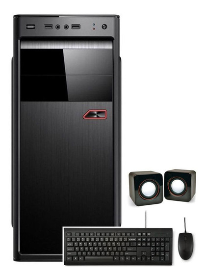 Cpu Amd Ddr3 Amd2+am3 Phenon X2 555 8gb Hd320g Gravador Wifi