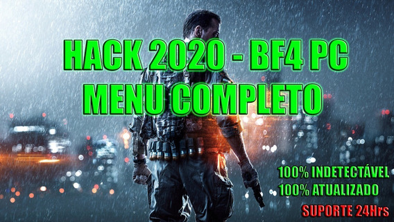 Bf4 Hack Pc 2019 Wallhack Aimbot Norecoil +damag 100%seguro