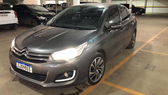 Citroën C4 2017 1.6 Thp Exclusive Flex Aut. 4p