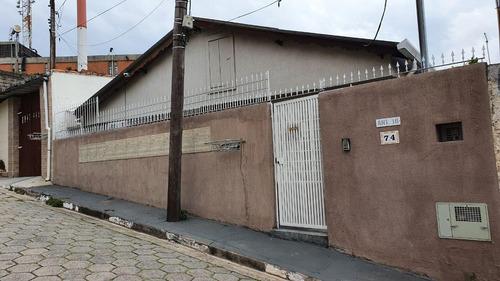 Casa Para Locação Em Embu Das Artes, Centro, 2 Dormitórios, 1 Suíte, 1 Banheiro - 592_2-1168744