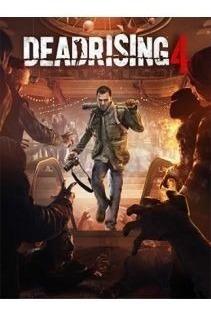 Dead Rising 4 Br (mídia Física) Pc - Dvd