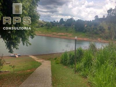Terreno Na Beira Da Represa Em Piracaia - Dentro De Condomínio - Tc00109 - 31941101