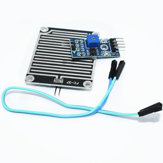 Modulo Sensor De Chuva Arduino Pic Automação Estação