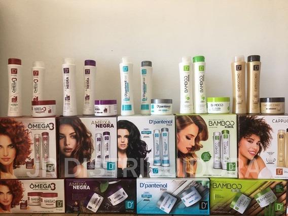 Super Combo Doura Hair Com 15 Produtos Escolha As Fragrancia