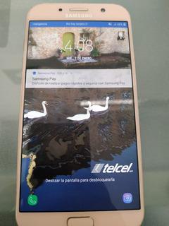 Galaxy A7 2017 32gb Durazno