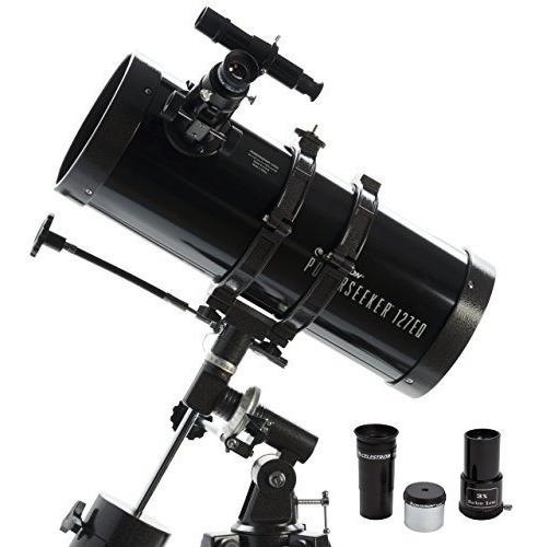 Telescopio Celestron 127eq 60 Mm Powerseeker