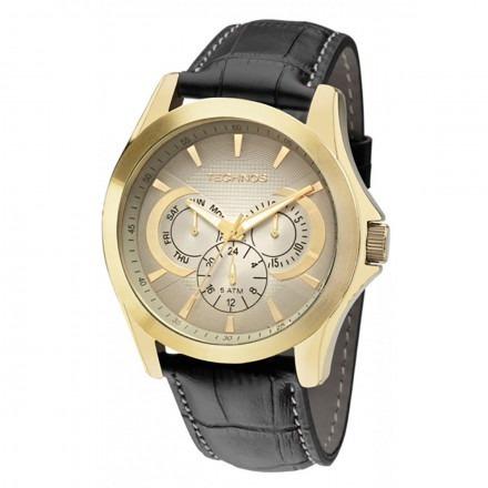 Relógio Masculino Multifunção Technos Grandtech 6p29aid/2c