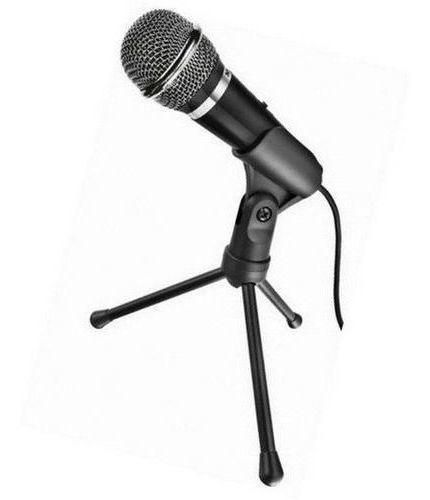 Microfone Trust Starzz T21671 P2 Streaming Youtuber Facebook
