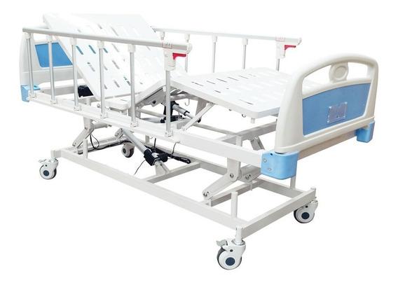 Cama Eléctrica Tipo Hospitalaria Colchon+envio Medical Store
