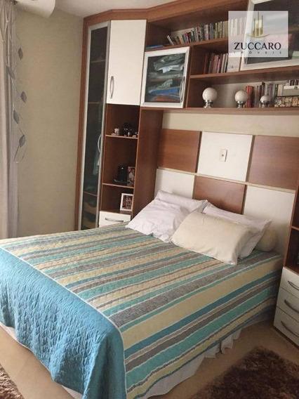 Apartamento À Venda, 180 M² Por R$ 750.000,00 - Vila Dayse - São Bernardo Do Campo/sp - Ap12595