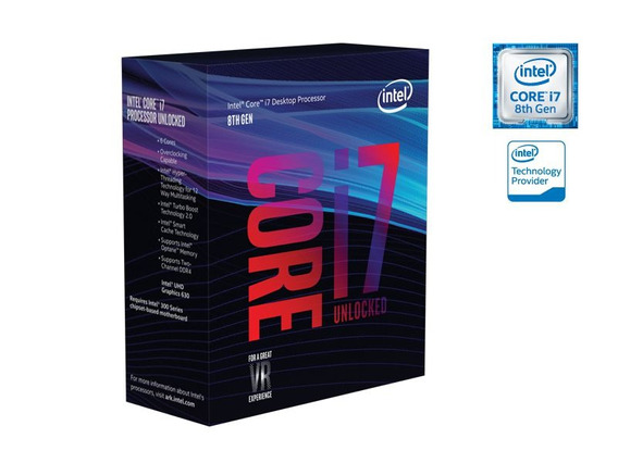 Processador Intel Core I7 8700 Coffee Lake 3.2ghz Lga 1151