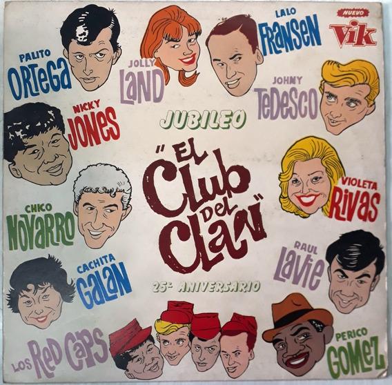 Disco Vinilo El Club Del Clan Jubileo