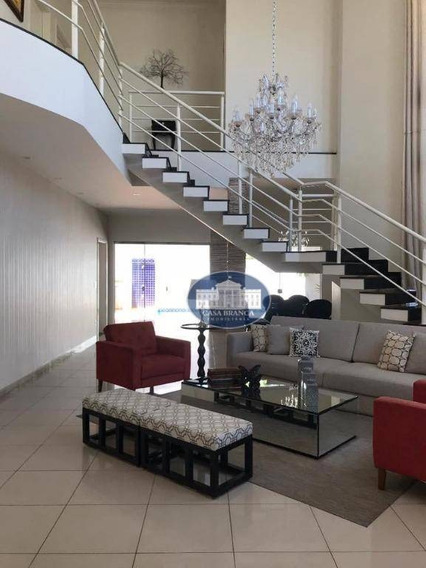 Casa Com 3 Dormitórios À Venda, 361 M² Por R$ 980.000 - Aeroporto - Araçatuba/sp - Ca1388