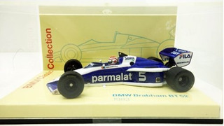 1:43 Minichamps Piquet Bmw Brabham Bt52 1983 Parmalat