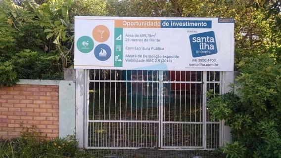 Casa Residencial À Venda, Lagoa Da Conceição, Florianópolis. - Ca0517
